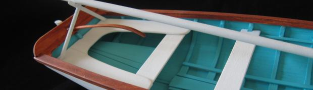 Completed Models: Abaco Dinghy 5_3861