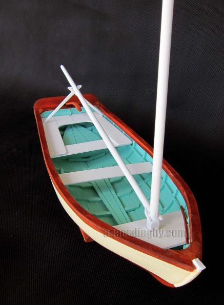 Abaco Dinghy Hull # 7
